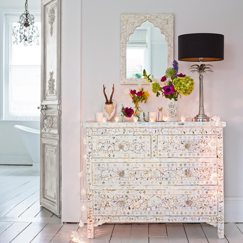 Merveilleux RAC MOP 003. Mother Of Pearl Furniture